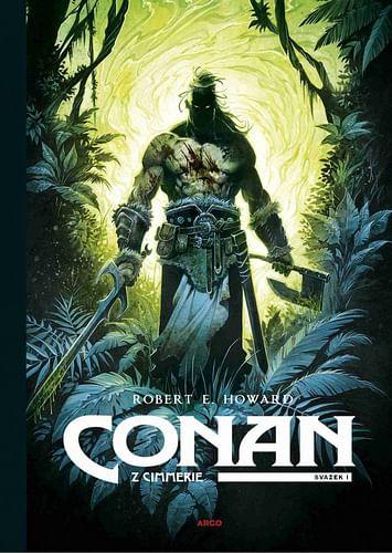 Conan z Cimmerie Svazek I.