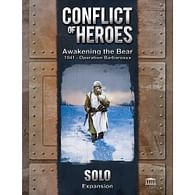 Conflict of Heroes: Awakening the Bear Solo Play Expansion