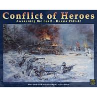 Conflict of Heroes: Awakening the Bear! Russia 1941-1942