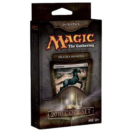 Magic: The Gathering - 2010 Core Set Intro Pack: Death's Minions