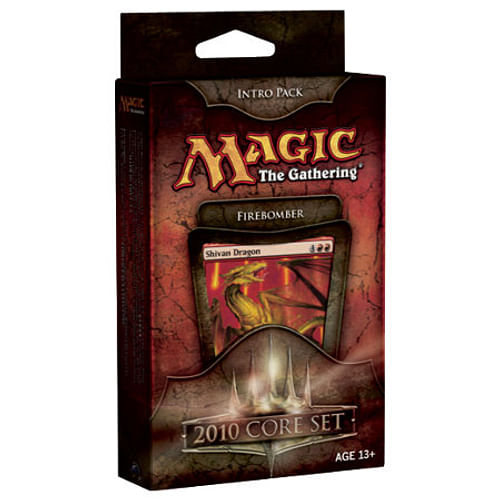 Magic: The Gathering - 2010 Core Set Intro Pack: Firebomber