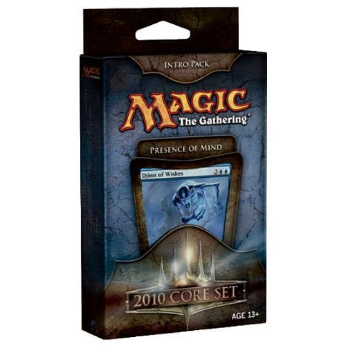 Magic: The Gathering - 2010 Core Set Intro Pack: Presence of Min