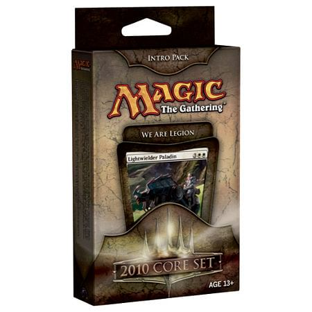 Magic: The Gathering - 2010 Core Set Intro Pack: We Are Legion