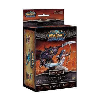 World of Warcraft Miniatures: Core Set - booster