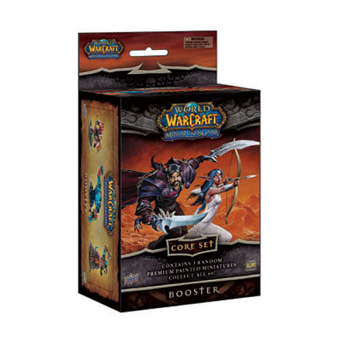 World of Warcraft Miniatures: Core Set - booster