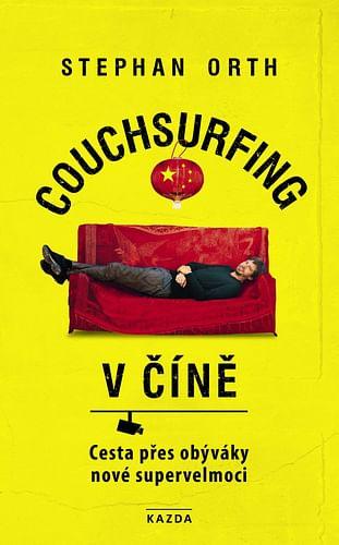 Couchsurfing v Číně