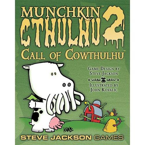 Munchkin Cthulhu 2: Call of Cowcthulhu