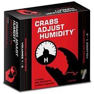 Crabs Adjust Humidity - Onmniclaw Edition