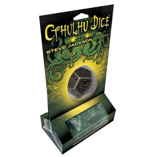 Cthulhu Dice - Metal