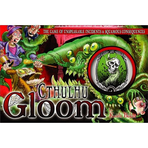 Cthulhu Gloom (druhá edice)