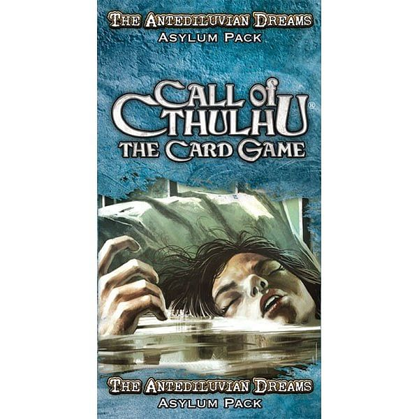 Call of Cthulhu LCG: The Antediluvian Dreams