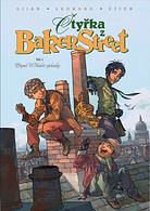 Čtyřka z Baker Street: Případ U Modré záclonky