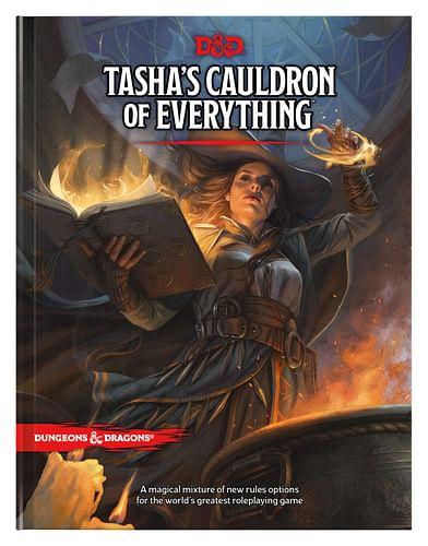 D&D 5th Ed. Tasha's Cauldron of Everything