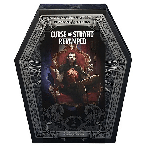 D&D Curse of Strahd Revamped