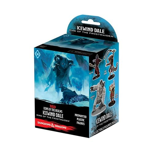 D&D Icewind Dale: Rime of the Frostmaiden Booster