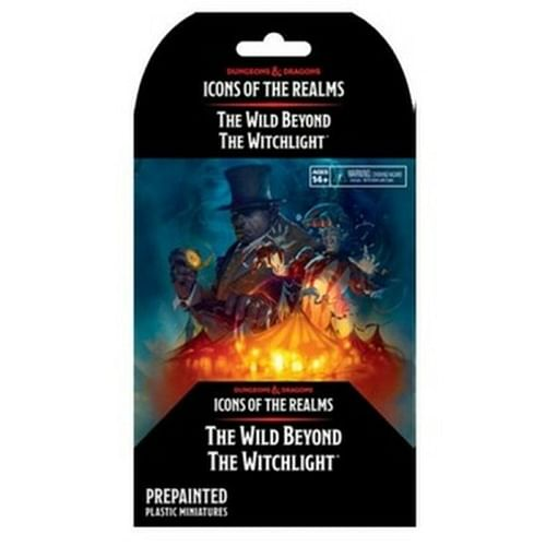 D&D Icons of the Realms Miniatures: The Wild Beyond the Witchlight