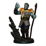 D&D Icons of the Realms Premium Figures: Male Firbolg Druid