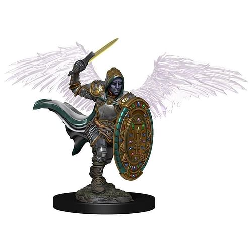 D&D Miniatures: Icons of the Realms - Aasimar Male Paladin
