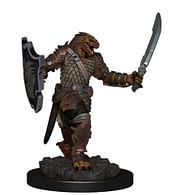 D&D Miniatures: Icons of the Realms - Dragonborn Female Paladin
