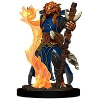 D&D Miniatures: Icons of the Realms - Dragonborn Sorcerer Female