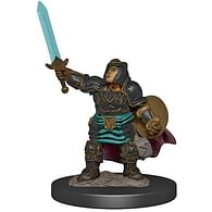 D&D Miniatures: Icons of the Realms - Dwarf Paladin Female