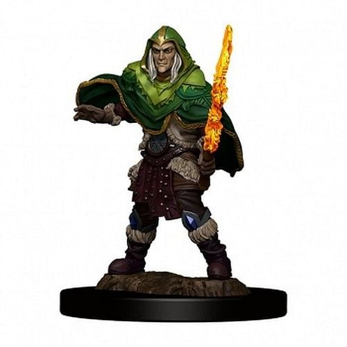 D&D Miniatures: Icons of the Realms - Elf Fighter Male