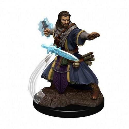 D&D Miniatures: Icons of the Realms - Human Wizard Male
