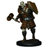 D&D Miniatures: Icons of the Realms - Male Goliath Fighter