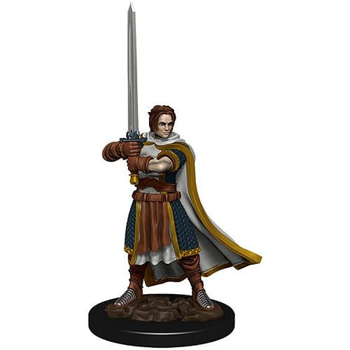 D&D Miniatures: Icons of the Realms - Male Human Cleric