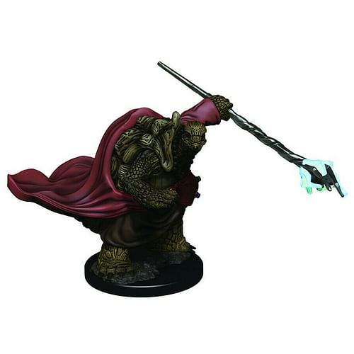 D&D Miniatures: Icons of the Realms - Male Tortle Monk