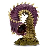 D&D Miniatures: Icons of the Realms - Purple Worm Premium