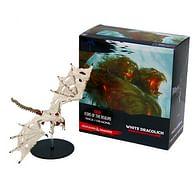 D&D Miniatures: Icons of the Realms - Rage of Demons White Dracolich