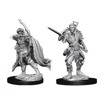 D&D Nolzur's Marvelous Minis: Male Elf Rogue