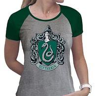 Dámské tričko Harry Potter - Zmijozel