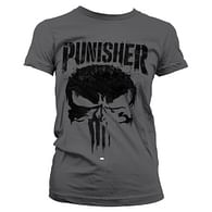 Dámské tričko Marvel: The Punisher - Big Skull