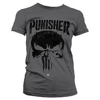 Dámské tričko Marvel: The Punisher - Big Skull