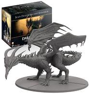 Dark Souls: The Board Game - Black Dragon Kalameet