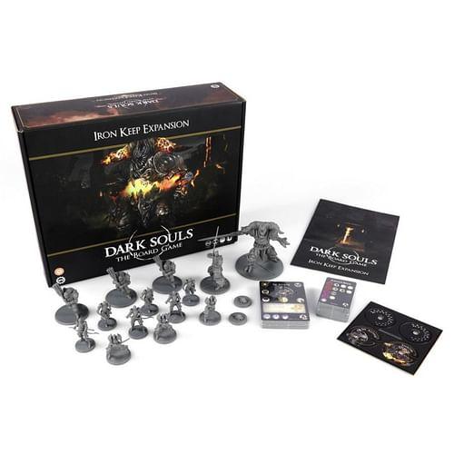 Dark Souls: The Boardgame - Iron Keep