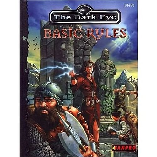 Dark Eye RPG