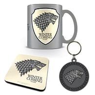 Dárková sada Game of Thrones - rod Starků