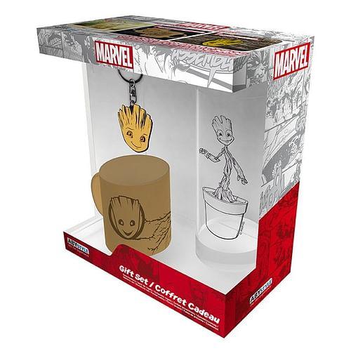 ABYstyle Dárková sada Marvel - Groot