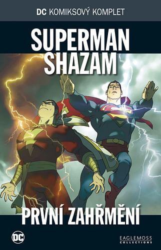DC Komiksový komplet 80 - Superman/Shazam: První zahřmění