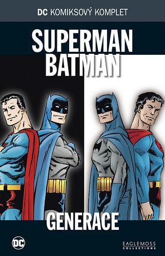 DC Komiksový komplet 81 - Superman/Batman: Generace