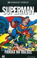 DC Komiksový komplet 85 - Superman: Panika na obloze