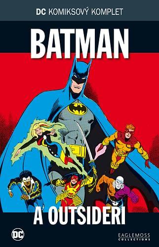 DC Komiksový komplet 95 - Batman a Outsideři