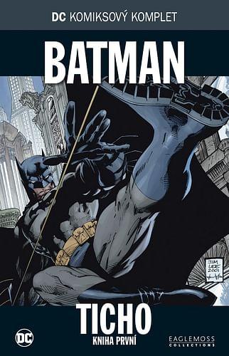 Batman: DC komiksový komplet -  Ticho (část 1)