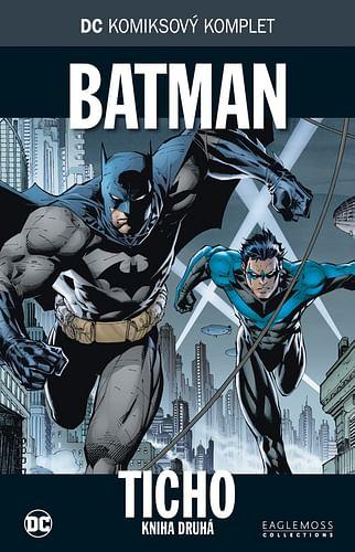 Batman: DC komiksový komplet -  Ticho (část 2)