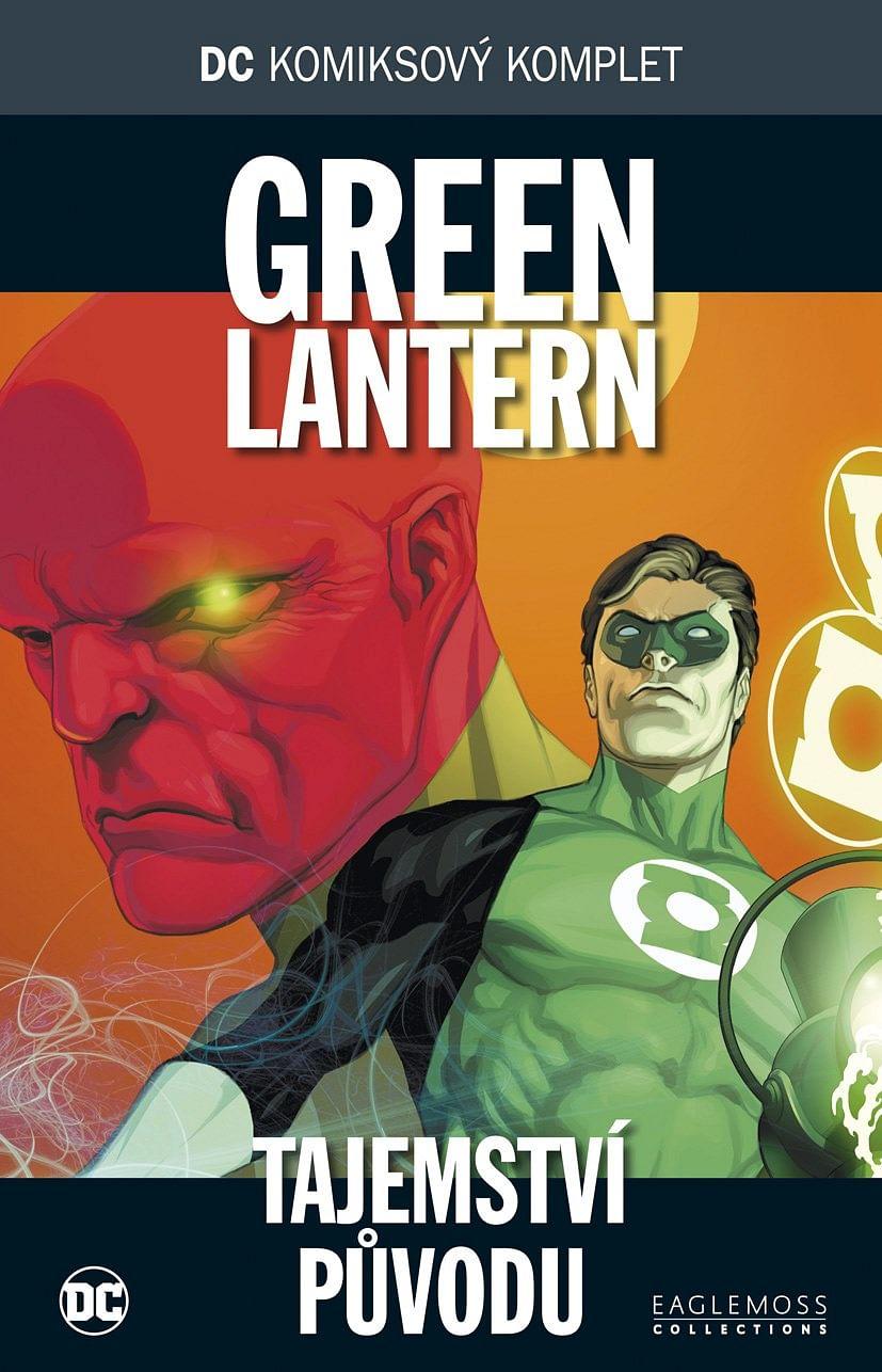 Green Lantern: DC komiksový komplet - Tajemství původu