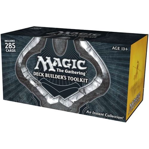 Magic: The Gathering - Deck Builders Toolkit 2012