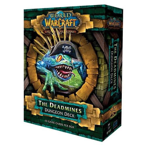 World of Warcraft TCG: Dungeon Deck - Deadmines